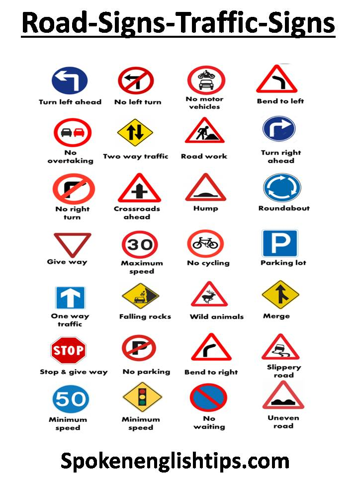 Traffic-Signs-in-India-Road-Signs-List