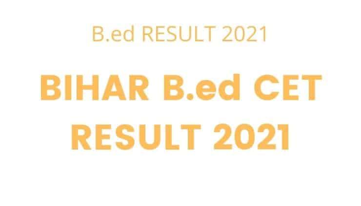 BIHAR BED RESULT