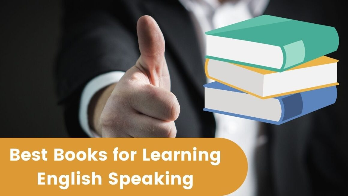 Best Books for Learning English Speaking